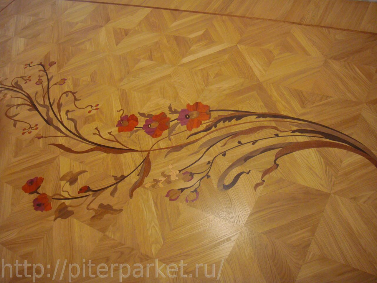 история российского художественного паркета